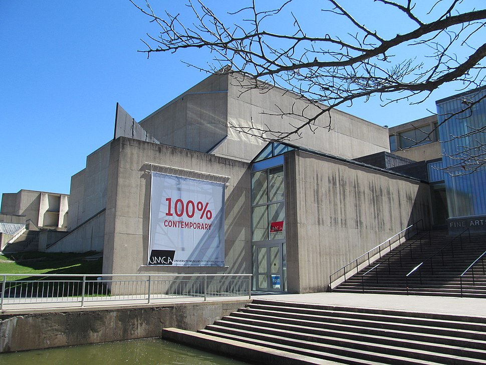 University Museum of Contemporary Art, UMass, Amherst MA