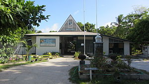 University of South Pacific, Kiribati Campus
