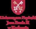 Uniwersytet Papieski Jana Pawła II w Krakowie Logo.png