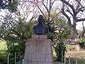 Unknown statue at Ravi Bhavan, Nagpur - panoramio.jpg