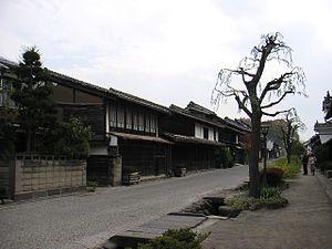 Tōmi, Nagano - Unno-juku in Tōmi