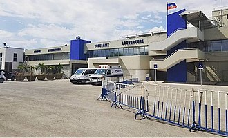 Toussaint Louverture International Airport - Image: Updated PAP Airport
