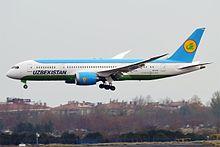 airways uzbekistan