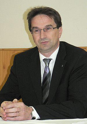 Pál Völner - Image: Völner Pál (2011)