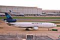 V2-LER DC-10-15 Skyjet LHR 17OCT98 (5636320516).jpg