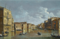 VENICE, A VIEW OF THE GRAND CANAL FROM PALAZZO BALBI.PNG