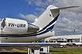 VH-URR Bombardier CL-600-2B16 Challenger 604 (6485922287).jpg