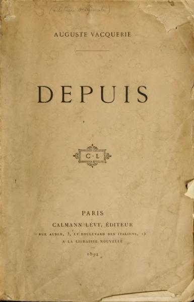 File:Vacquerie - Depuis, 1894.djvu
