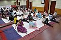 Vakrasana - International Day of Yoga Celebration - NCSM - Kolkata 2015-06-21 7376.JPG
