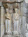 Valcabrère basilique Saint-Just portail colonnes (1).JPG