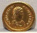 Valentiniano III, emissione aurea, 375-392, 01.JPG