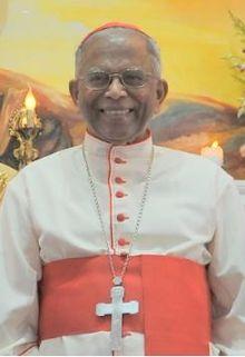 Kardinal VITHAYATHIL Varkey CSsR