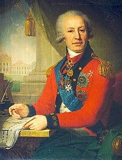 Baron Vassiliev, a 19th-century Knight Commander