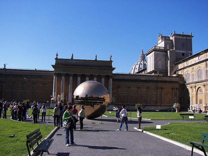 Museos Vaticanos (Ciudad del Vaticano – Ciudad del Vaticano)