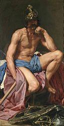 Diego Velázquez: Mars Resting