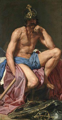Velázquez - Dios Marte (Museo del Prado, 1639-41).jpg