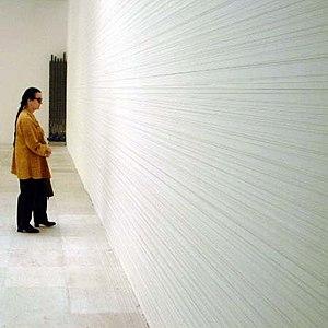 Venice Biennale - Detail of exhibition