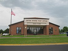 Verona WI post office.JPG