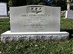 Vice Adm. James H. Flatley, Jr. and Dorothy M. Flatley.jpg