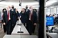 Vice President Pence at GM Ventec Ventilator Production Facility (49841676483).jpg