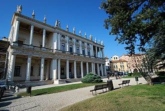 Palazzo Chiericati - Image: Vicenza, Palazzo Chiericati