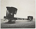 Vickers Vimy, G-EAOU, First flight by Australians from England to Australia, 1919 (49191655276).jpg