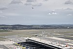 Vienna International Airport from the Air Traffic Control Tower 12.jpg