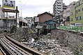 View from Shokakuji shita station.jpg