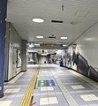 View in Shin-Nagata Station (Kobe Municipal Subway).jpg