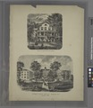 View on the River Delaware; Delaware Literary Institute Franklin N.Y. Found 1835. NYPL1582971.tiff