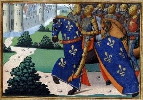 VigilesDeCharlesVII-1442-Tartas