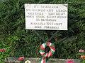 Világháborús helyi honvédek közös sírja.jpg