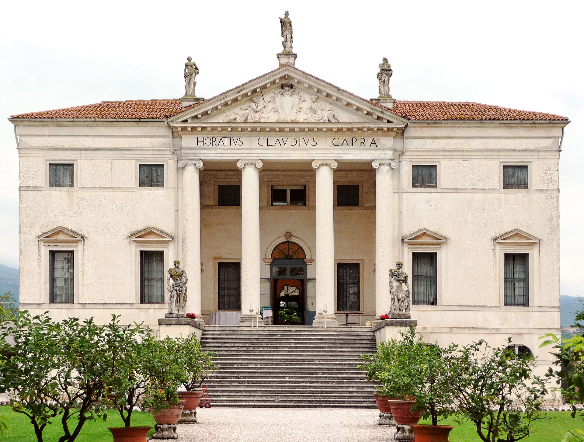 Residence Villa Rosa Di Angelo Vito Carriero