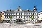 Villach City Hans-Gasser-Platz 8 Bank Austria Creditanstalt S-Ansicht 02072018 3798.jpg