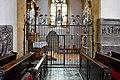Villach Pfarrkirche St Jakob Khevenhueller-Kapelle Renaissance-Gitter 14112014 351.jpg