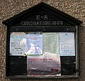 Village notice board, Brough - geograph.org.uk - 248345.jpg