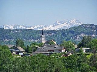 Vimines Commune in Auvergne-Rhône-Alpes, France