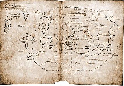 Vinland map - Wikipedia