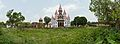 Vishnu and Hanseswari Mandir Site - East View - Bansberia Royal Estate - Hooghly - 2013-05-19 7476-7482.JPG