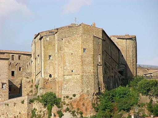 Vista Fortezza Orsini di Sorano