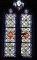 Vitraux de la baie centrale, abside église de Querrieu.jpg