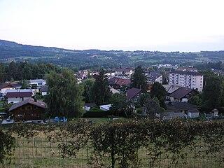 Viuz-en-Sallaz Commune in Auvergne-Rhône-Alpes, France