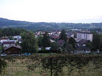 Viuz-en-Sallaz - A general view of Viuz-en-Sallaz
