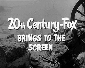 20th Century Fox - From the 1952 film Viva Zapata!