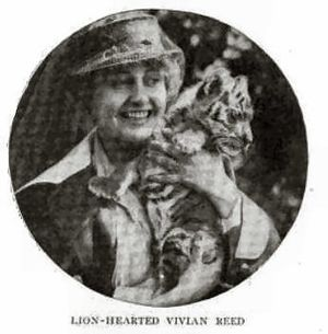 Vivian Reed (silent film actress) - Reed in Motion Picture Classic magazine (September 1915)