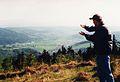 Vizovicke Vrchy, 28.4.2000r., Luhacovice a Bile Karpaty.jpg