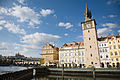 Vltava River and the Charles Bridge, Prague - 7977.jpg