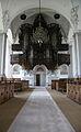 Vor Frelsers Kirke Copenhagen interior from altar portrait.jpg