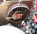 Voskhod spacecraft IMP 'Globus' navigation instrument. Variable resistor - Diodes and resistors board.jpg