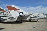 Vought F-8A Crusader '145336 - DW-16' (26693679476).jpg